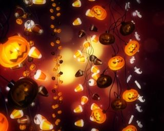 Halloween-Hanging-Lights-Halloween-Screensaver